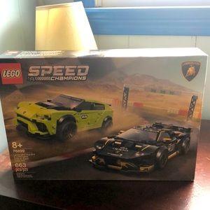 BRAND NEW - LEGO SPEED CHAMPIONS